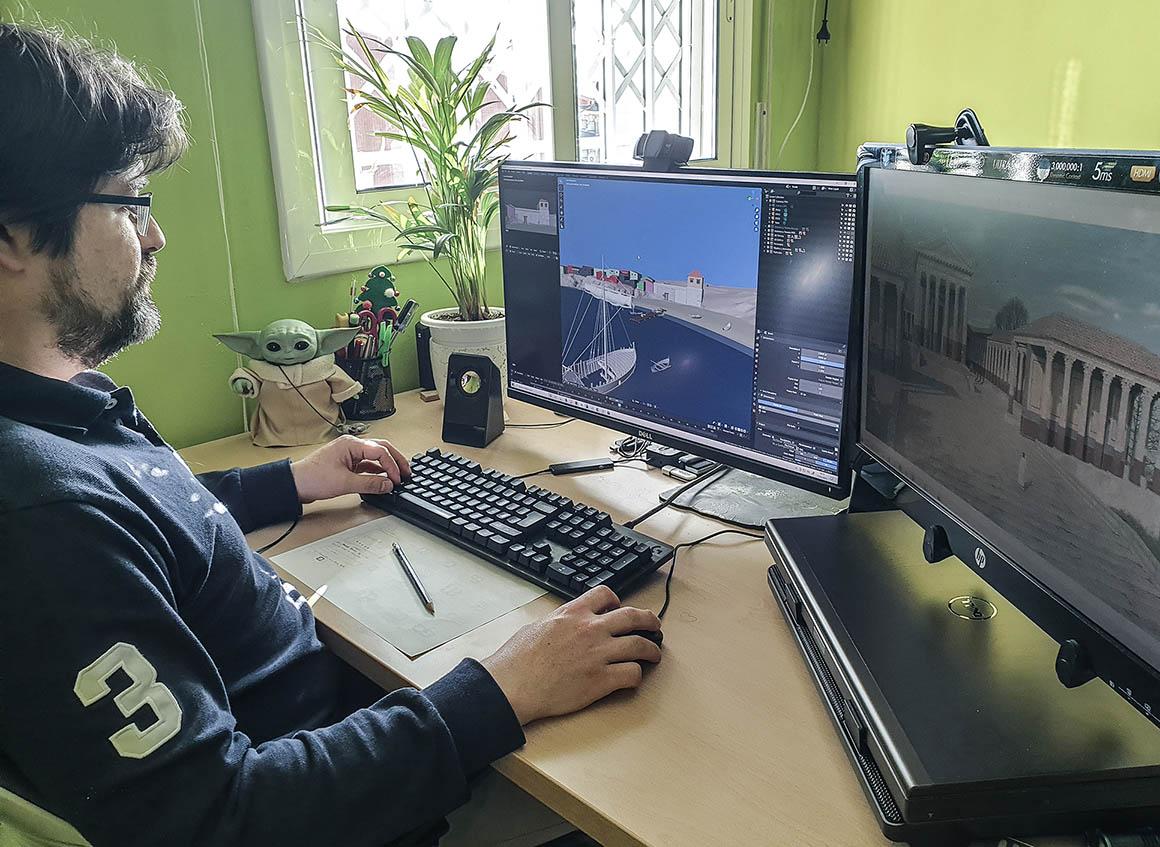 Daniel Baños 3D