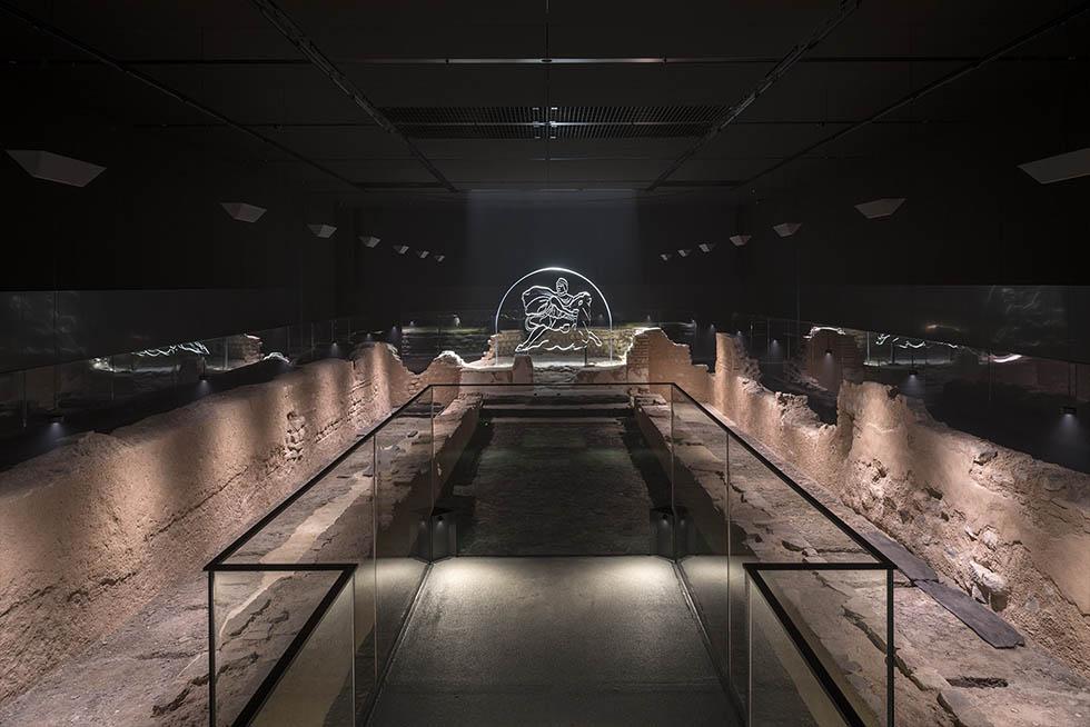 London Mithraeum Picture