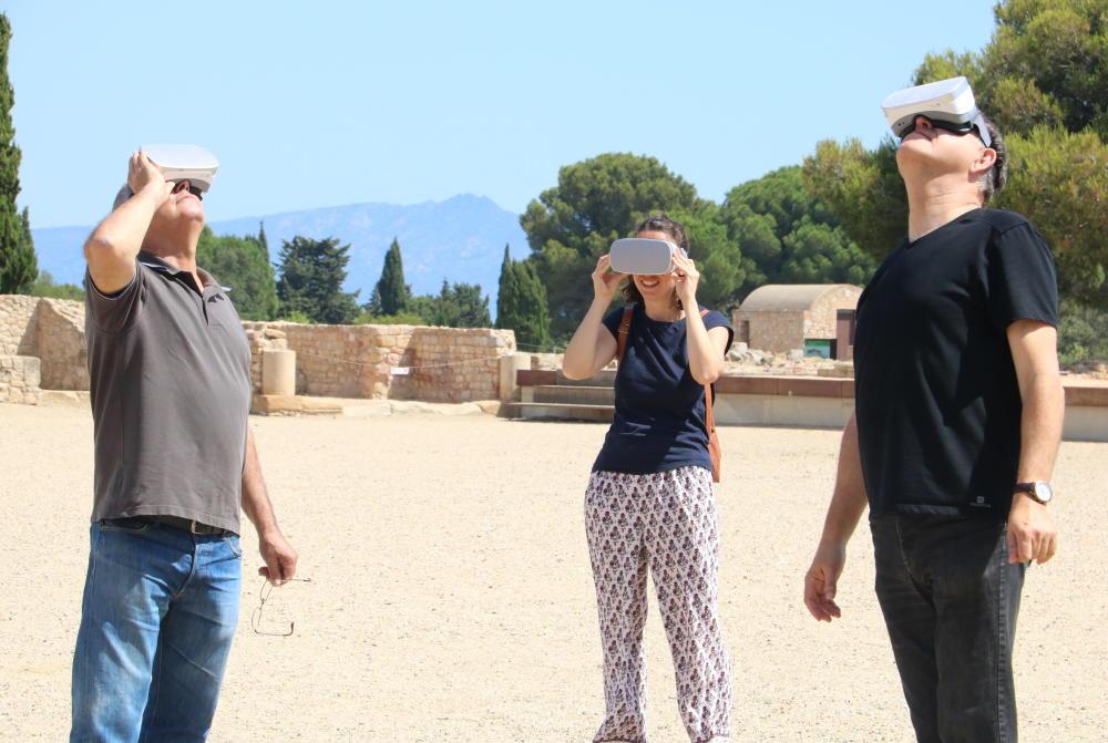 Empuries_Virtual_Reality_Group