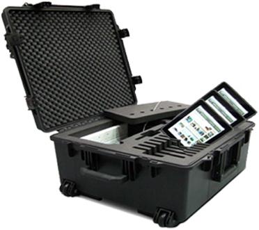 Tablet trolley